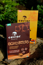 Craving for Sweets? Try Cavior!