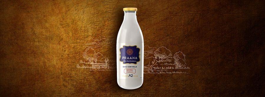Nutrients Rich Milk at Praana Nutrition!